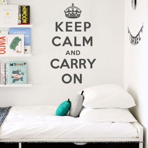 Frases De Adesivos Keep Calm And Carry Mod:25
