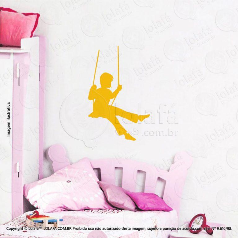 Adesivos De Parede Infantil Balanço Mod:2