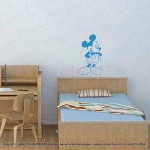 Adesivo Para Quarto Infantil Mickey Mod:20
