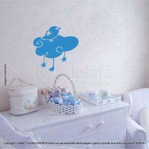 Adesivos De Parede Infantil Nuvem Mod:112