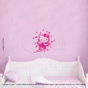 Adesivos Infantis Hello Kitty Mod:127