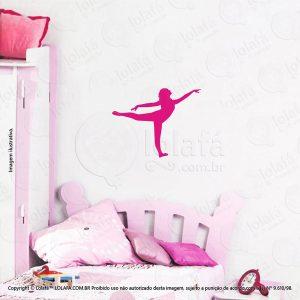 Adesivos De Parede Infantil Bailarina Mod:142