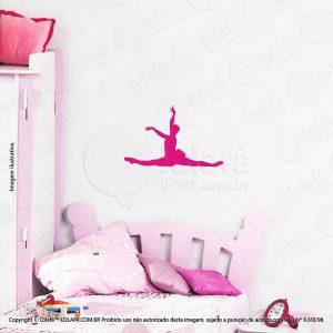 Adesivos De Parede Infantis Bailarina Mod:143