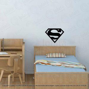 Adesivos De Parede Infantil Super Man Mod:162