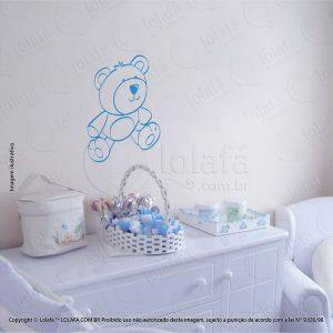 Adesivos Infantis Urso Mod:177