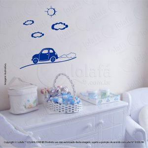Adesivos De Paredes Infantil Carro Mod:184