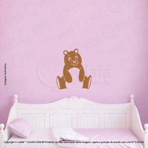 Adesivos De Parede Infantil Urso Mod:192