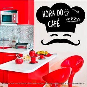 Adesivo Para Escrever Cozinha Cozinheiro Mod:12