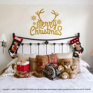 Adesivos Para Natal Marry Christmas Mod:105