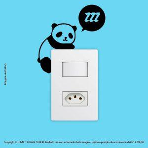 Adesivo Interruptor Panda Mod:71