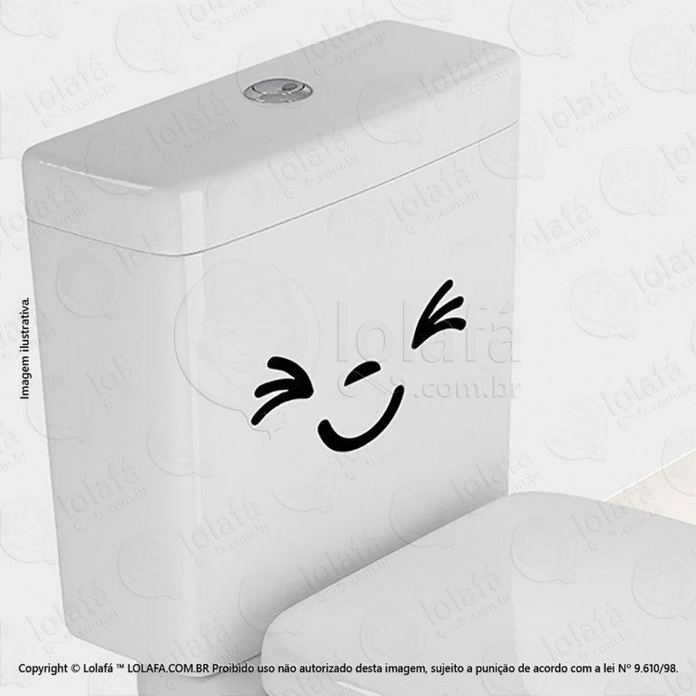 Adesivo Para Vaso Sanitário Rostinho Mod:46