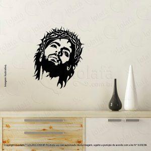 Adesivos Religiosos Jesus Cristo Mod:2