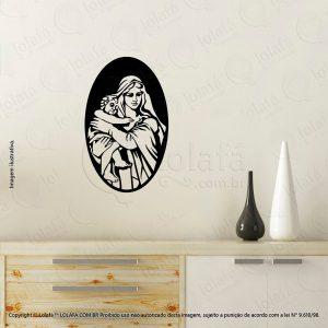 Adesivos Personalizados Religiosos Jesus Cristo Mod:4