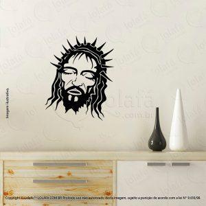 Adesivo Para Parede Religiosos Jesus Cristo Mod:5