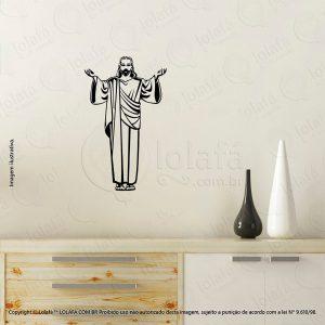 Adesivo Religiosos Jesus Cristo Mod:6