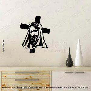 Adesivos Religiosos Jesus Cristo Mod:7