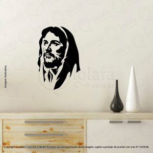Adesivos Personalizados Religiosos Jesus Cristo Mod:9