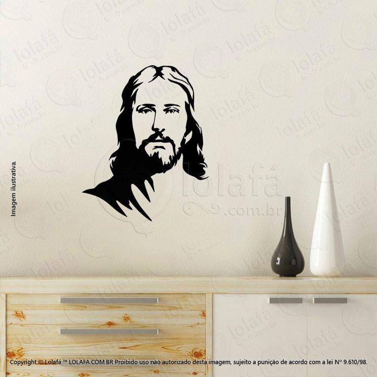 Adesivo Religiosos Jesus Cristo Mod:11