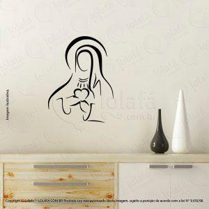 Adesivos Religiosos Nossa Senhora Mod:22