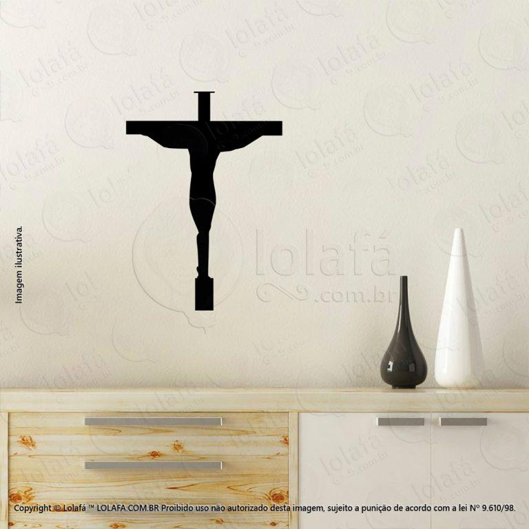 Adesivo Religiosos Jesus Cristo Mod:61