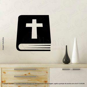 Adesivos Personalizados Religiosos Bíblia Sagrada Mod:79