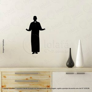 Adesivo Religiosos Padre Mod:86