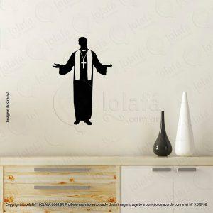 Adesivos Religiosos Padre Mod:87