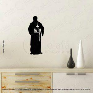 Adesivo Religiosos Papa Mod:91