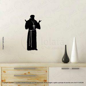 Adesivos Personalizados Religiosos Papa Mod:99